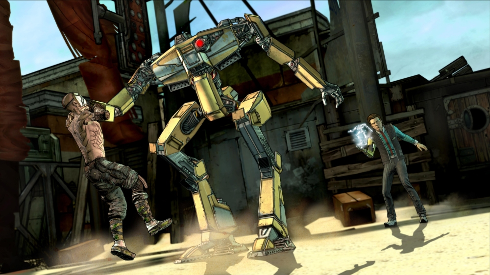 Tales from the Borderlands Loaderbot