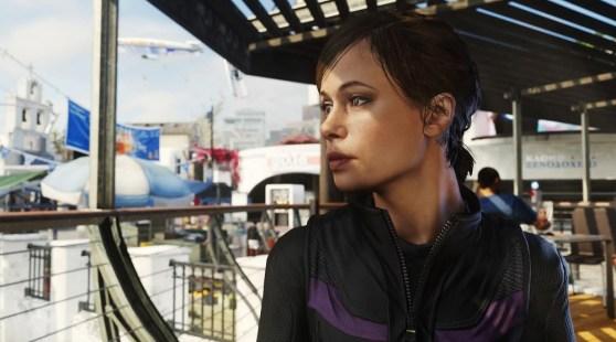 Call of Duty: Advanced Warfare's Ilona character
