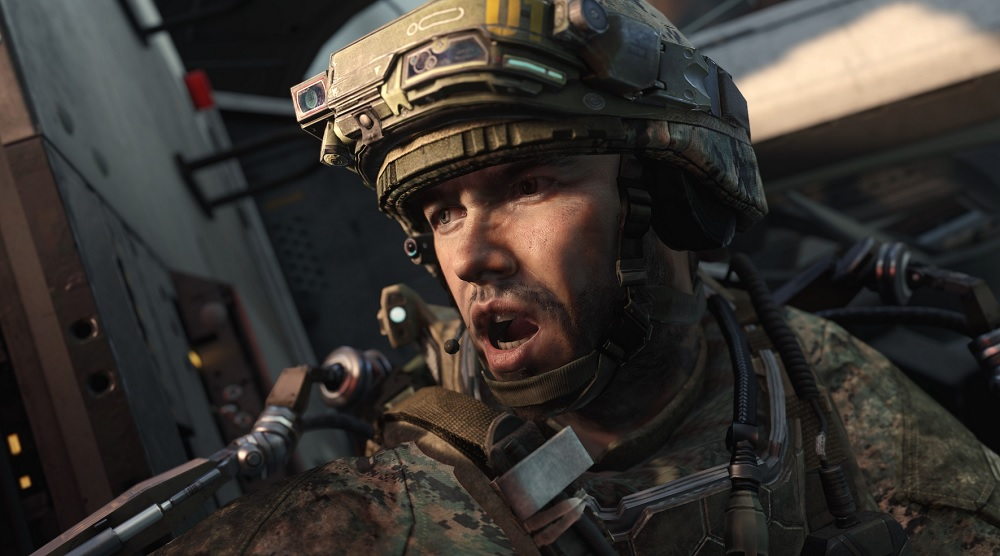 Call of Duty: Advanced Warfare main character Jack Mitchell