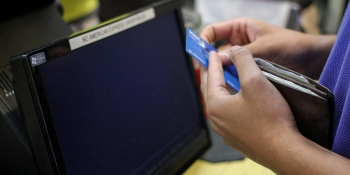 Nothing harder than paying by credit card can succeed. Consumers demand more