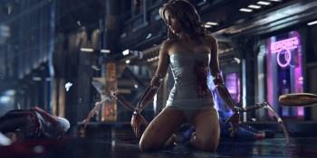 Cyberpunk 2077 is CD Projekt Red's 'Fight Club' — it won't talk about it