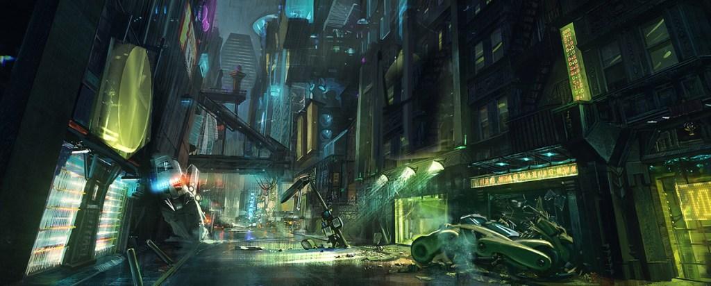 Cyberpunk 2077 is CD Projekt Red's 'Fight Club' -- it won't