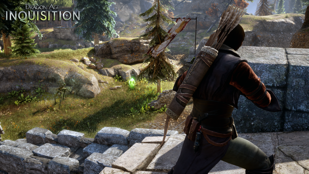 Dragon Age: Inquisition is too big, and that's almost just
