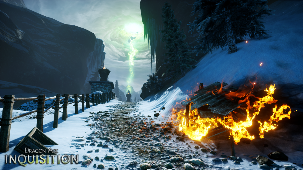 Dragon Age: Inquisition boasts some impressive ecological diversity