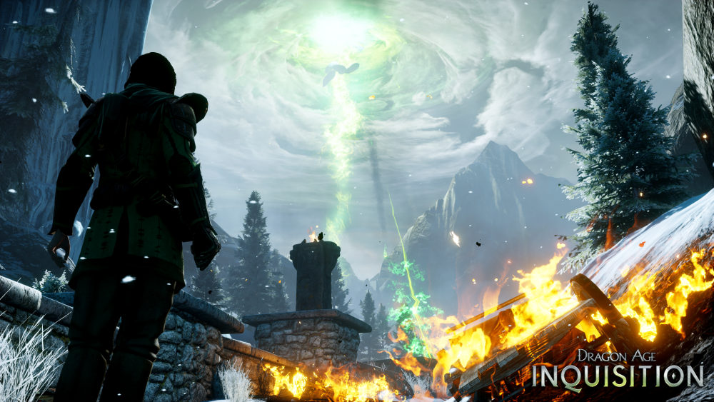 Most of the best stories Dragon Age: Inquisition tells are off the beaten path.