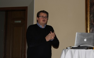 Fredrik Kekalainen, CEO of Enevo