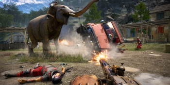 Far Cry 4 is a joyous playground of improvisation and impulsiveness (review)