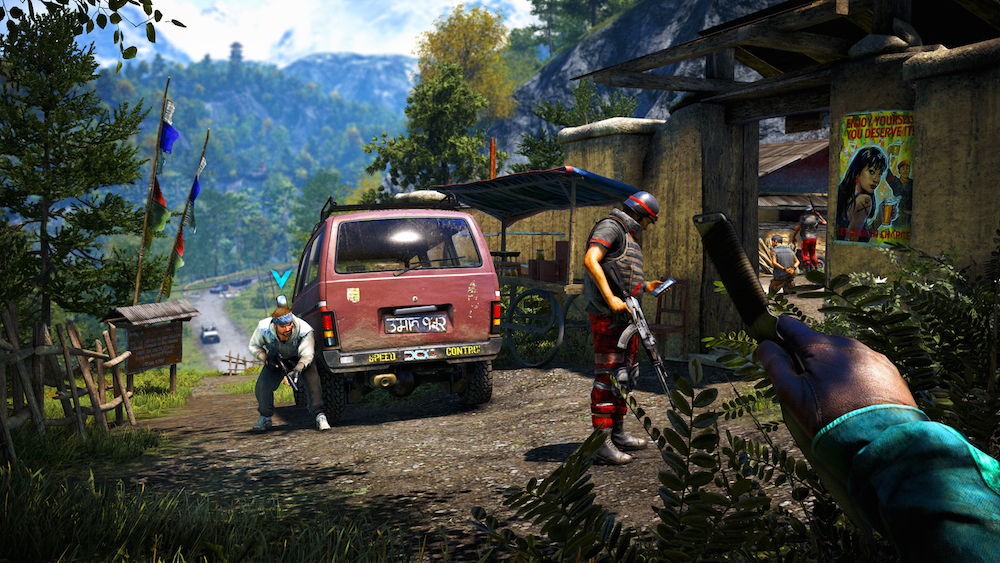 Far Cry 4 is getting FPS Boost on Xbox Series S/X.