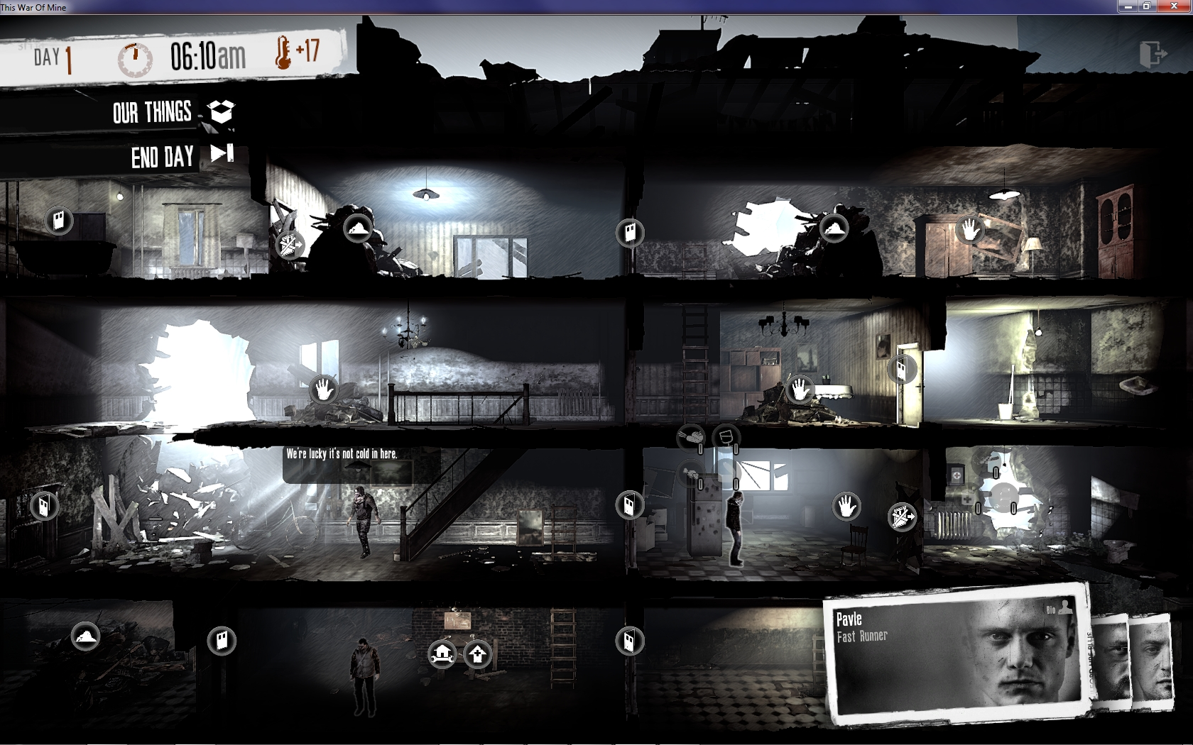 This War of Mine sucks you into your role as a civilian in ...