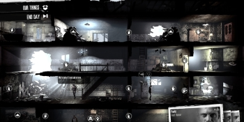 This War of Mine sucks you into your role as a civilian in war (review)
