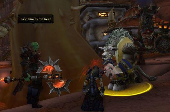 Gamon in World of Warcraft's Siege of Orgrimmar