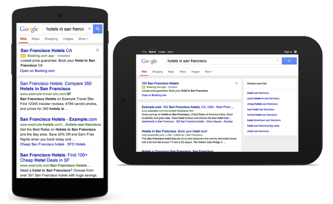 Google S Mobile Search Results Get Mobile Friendly Label To Show