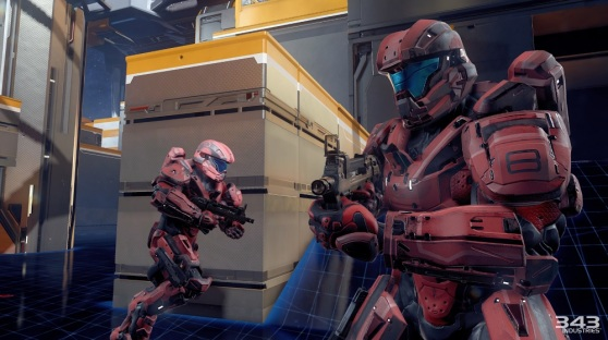 Halo 5: Guardians multiplayer mode Breakout