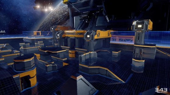 Halo 5: Guardians multiplayer Breakout mode