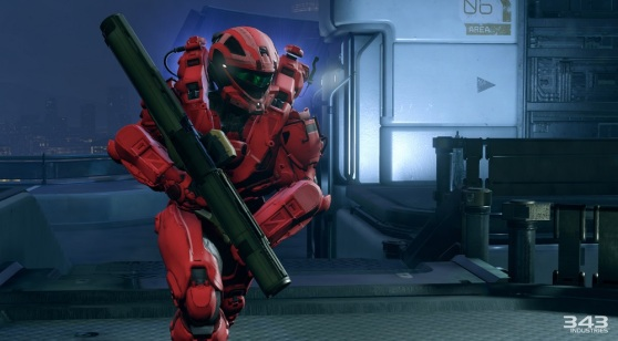 Halo 5: Guardians multiplayer Empire map