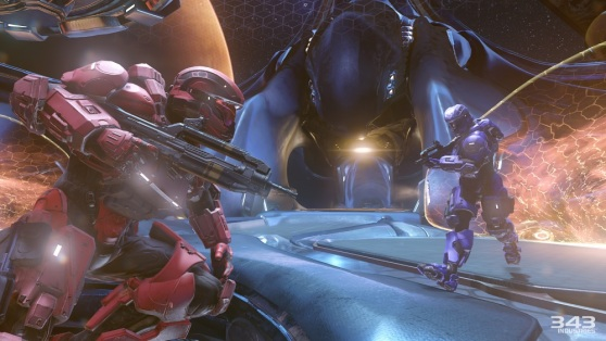 Halo 5 Guardians multiplayer
