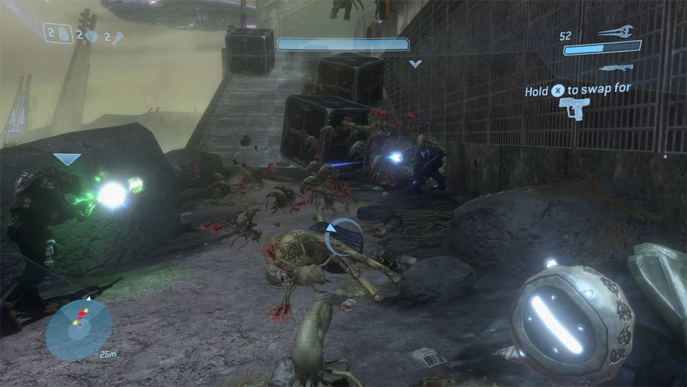 Halo 3 still visually holds up in Halo: The Master Chief Collection.