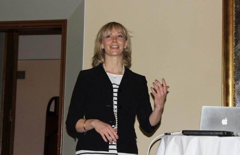 Indoor Atlas chairwoman Inka Mero