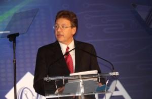 John Kelly of IBM at the SIA 2014 dinner.