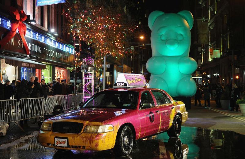 King celebrates Candy Crush Soda Saga launch.