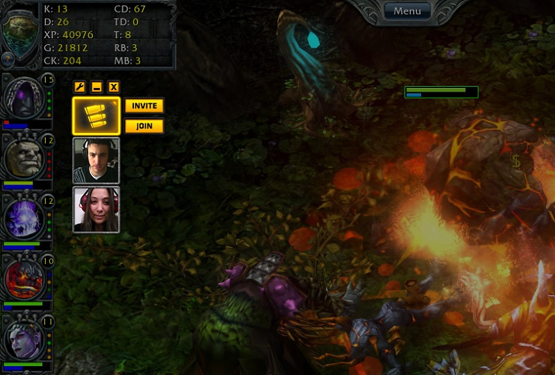 Live Rounds Will Offer Video Chat For Up To Five Players In Pc Online Games Venturebeat