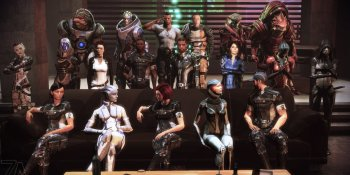 BioWare stops short of announcing a Mass Effect trilogy remake … but it wants your thoughts