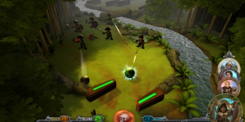 Rollers of the Realm's great ideas get flattened (review)