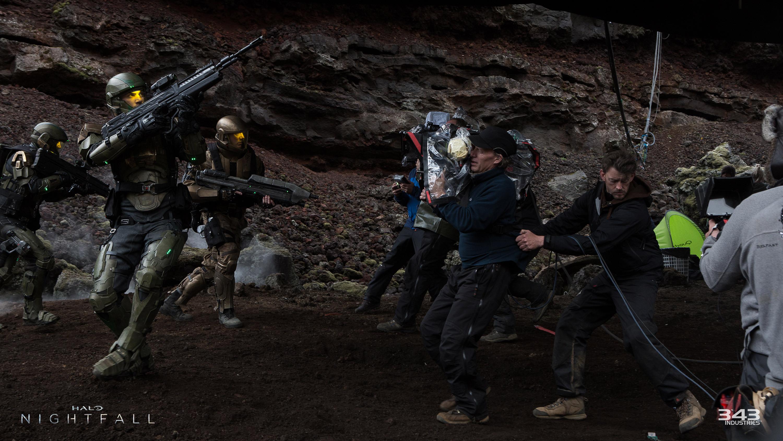 Halo Nightfall Weapons