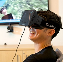 Viewing Second Life via the Oculus Rift