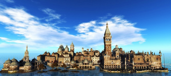 Venice in Second Life