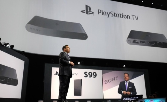 Shawn Layden of PlayStation