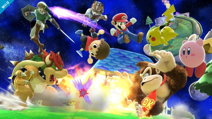 Smash Bros. can get pretty crazy.