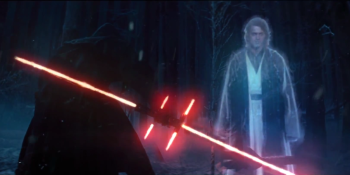Watch a George Lucas parody of the 'Star Wars: Episode VII – The Force Awakens' trailer