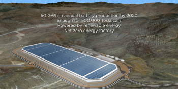 Elon Musk: We didn't trick Nevada into taking our Gigafactory