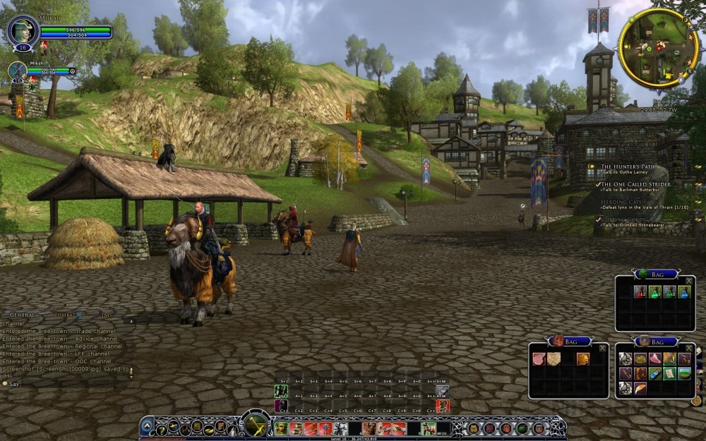 It really does look like World of Warcraft, doesn't it?