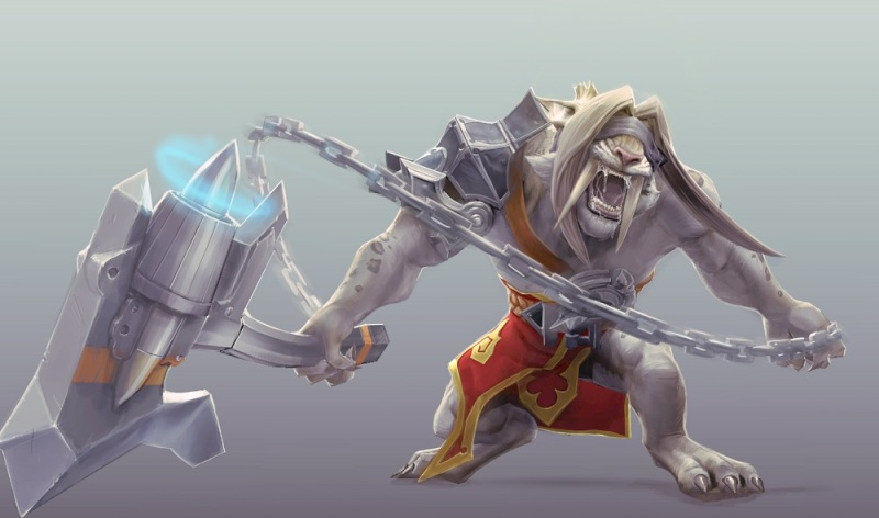 Vainglory Glaive character
