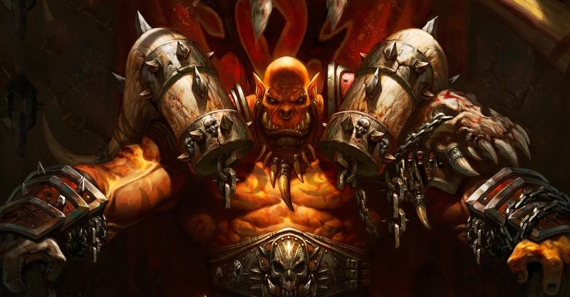 World of Warcraft is the MMO king.
