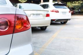 SpotHero parking app