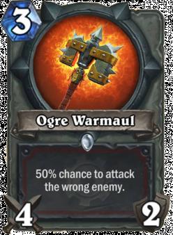 Ogre Warmaul