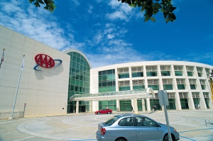 AAA headquarters, in Heathrow, Fla.