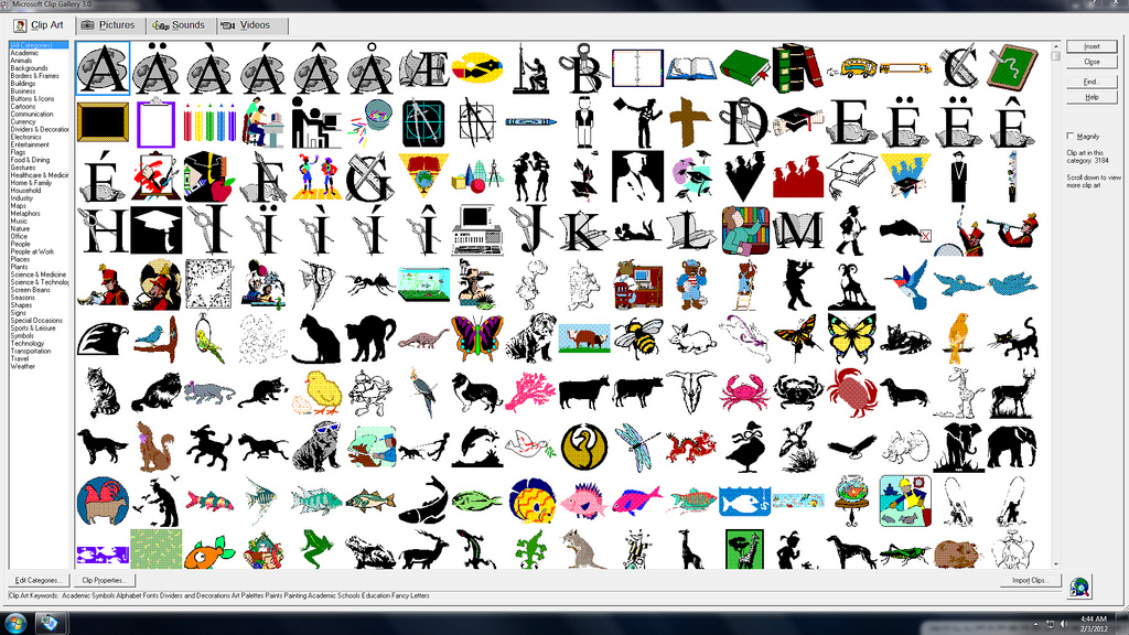 clipart word 97 - photo #9