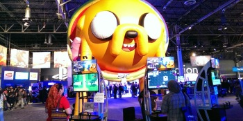 Scenes from the PlayStation Experience 2014 (gallery)
