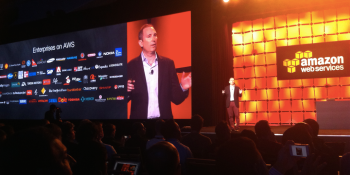 Amazon Web Services announces dates for re:Invent: Oct. 6-9; registration in May