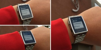 Pebble smartwatch now supports Spanish, French, and German; Chinese expected soon