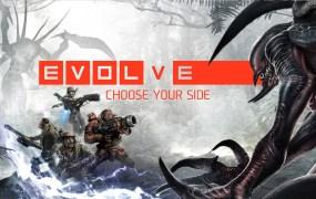 Evolve Logo Choose Your Side