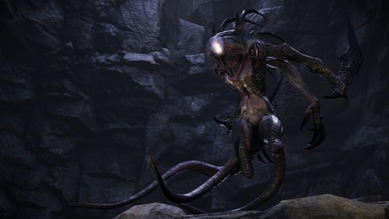 Evolve Wraith Monster