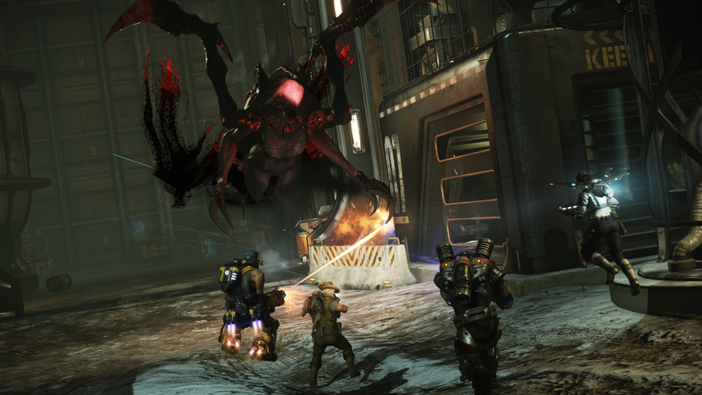 Evovle Wraith Attack
