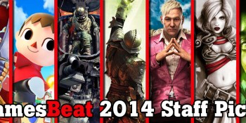 The best games of 2014 (GamesBeat staff picks)