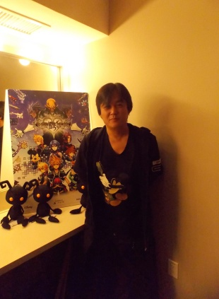 Kingdom Hearts 2.5 HD Remix launch event
