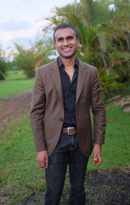 Hi.Q co-founder and CEO Munjal Shah.